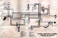 various ducati wire diagrams rh bevelheaven com